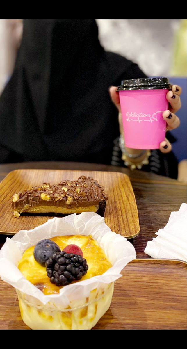 Addictioncafe قهوه اديكشن كافيه Food Breakfast Cafe