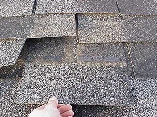 Replacing A Damaged Shingle This Can Save An Entire Roof When You See A  Shingle Damaged
