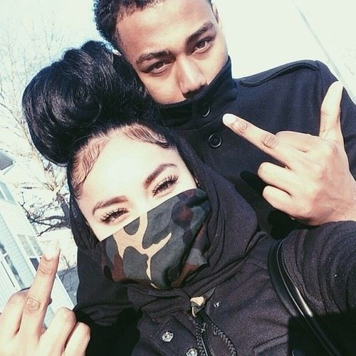 355 best images about dope couples on pinterest black love follow me and tumblr couples - Photo couple swag ...