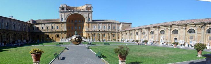Museos del Vaticano, Italia