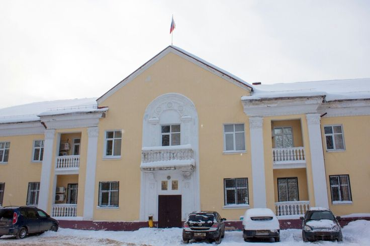 Тольятти зимой 2016