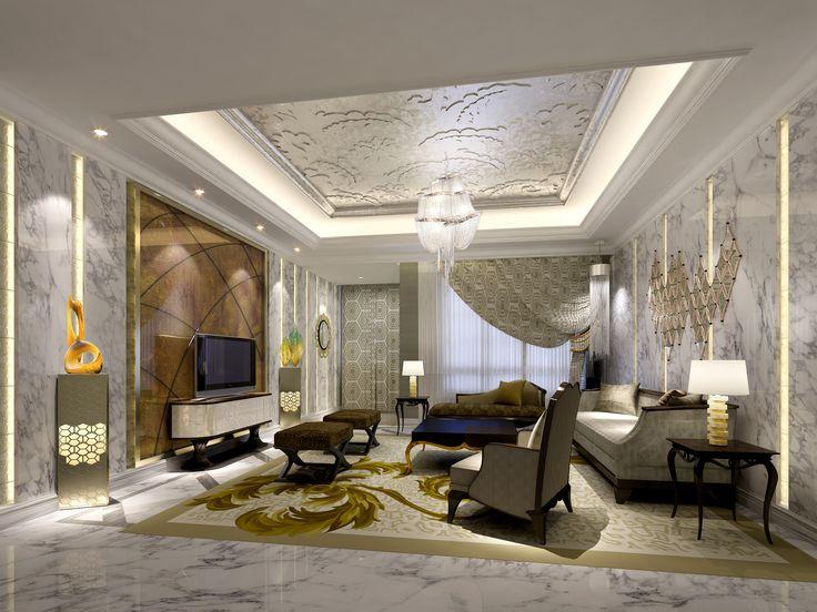 523 best images about Living Room Design on PinterestModern