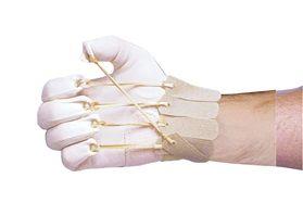 Five-Finger Flexion Glove