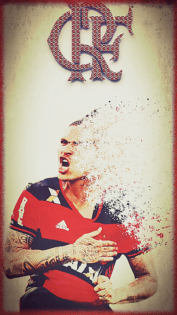 Paolo Guerrero #Flamengo
