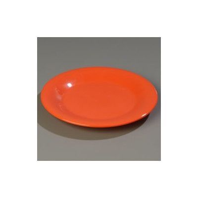 Carlisle Meals Service Merchandise Sierrus™ 12″ Melamine Huge Rim Dinner Plate