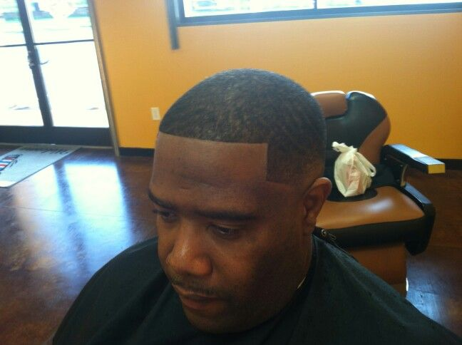 BIG RON Brush Fade