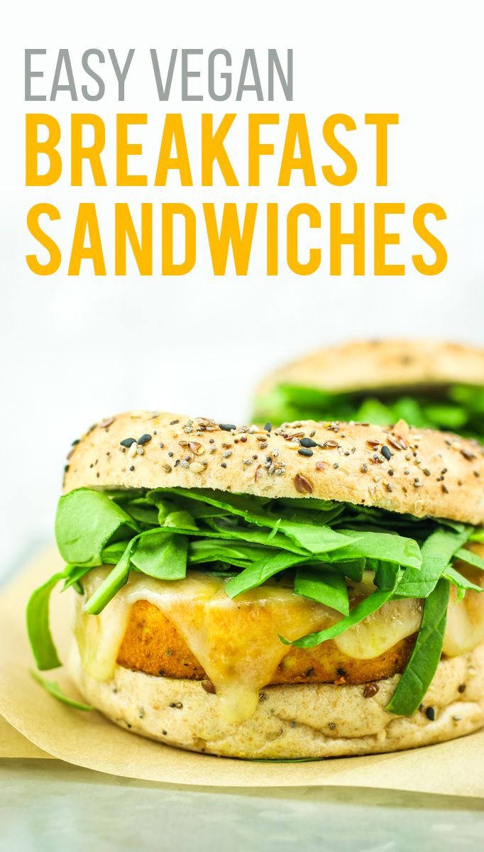 Easy Tofu Breakfast Sandwich Recipe Breakfast Meal Prep Tofu Breakfast Breakfast Sandwich