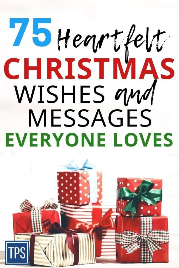 75 Of The Best Merry Christmas Wishes And Messages Christmas