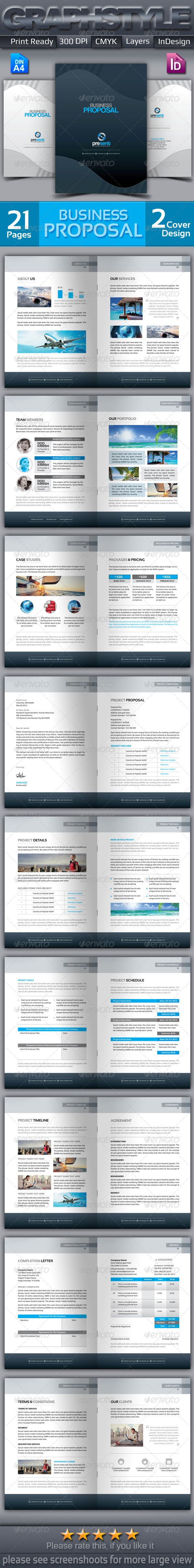 development project proposal template%0A Present Business Proposal