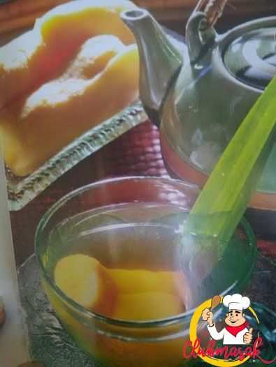 Resep Rucuh Tape, Resep Minuman Untuk Buka Puasa, Club Masak