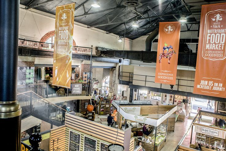 V&A Waterfront Food Market | Experience Goodness