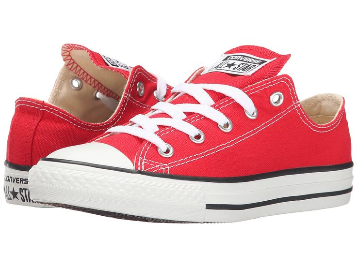 CONVERSE Chuck Taylor Ox Kids/Toddler | Red