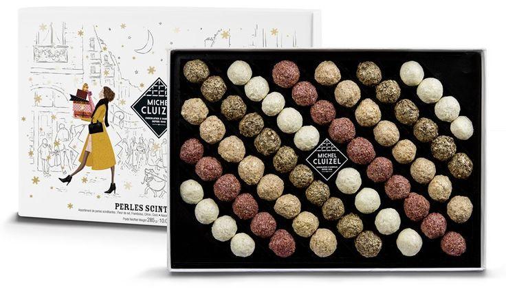 Michel Cluizel, Chocolate Hazelnuts Limited Edition box