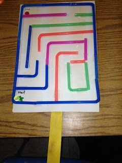 Pediatric Occupational Therapy Tips: Therapy on a Shoestring Budget - Make a Homemade Marble Maze