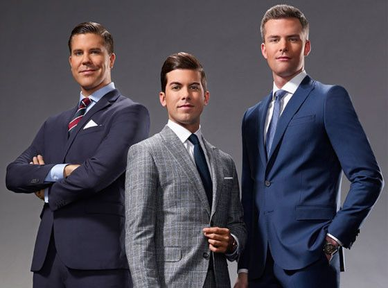 Million Dollar Listing Cast - Season 3, Fredrik Eklund, Luis Ortiz, Ryan Serhant