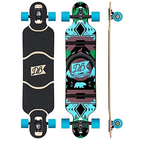 961ca50a56 DB Longboards 2015 Urban Native 38 Longboard Complete | Boarding ...