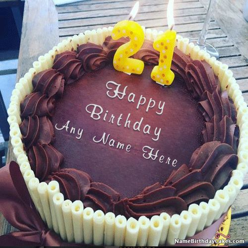 18 Best Images About Name Birthday Cakes For Sister On