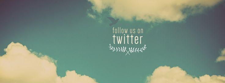 Follow us on Twitter - @Infinity.co.za