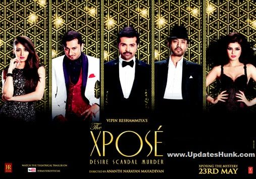Watch The Xpose Movie Official Theatrical Trailer