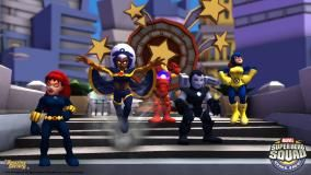 Marvel Super Hero Squad Online Game Review Marvel Super Hero Squad Onlinehas managed to hit all of the things most kids like to do in games. There are objects to interact with in the landscape, superheroes to collect and level up (each superhero has his or her own special animations and power attacks), and places from the television series that they can explore. Plus, the game is wonderfully easy to play, offering both keyboard and mouse controls. Kids who are fans of the Marvel Universe…
