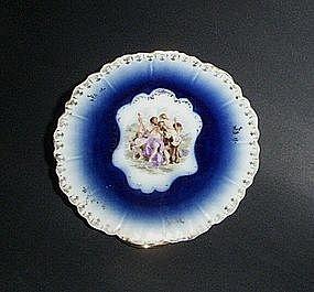 Royal Bavarian Cobalt Blue. The Temptation of Hercules