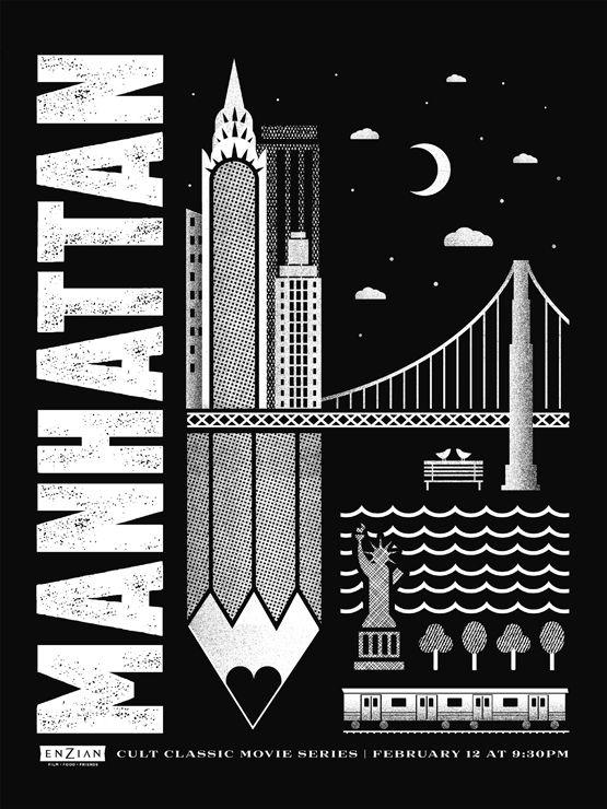 New Stuff / Manhattan Poster / Lure Design, Inc. in Orlando FL