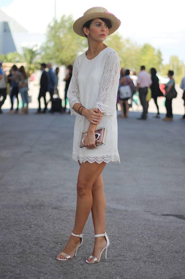 White Lace Mini Dress  # #No Solo Moda #Summer/Pre Fall Trends #It-Girl #Best Of Summer/Pre Fall Apparel #Mini Dress Lace #Lace Mini Dresses #Lace Mini Dress White #Lace Mini Dress Clothing #Lace Mini Dress 2014 #Lace Mini Dress Apparel #Lace Mini Dress How To Style