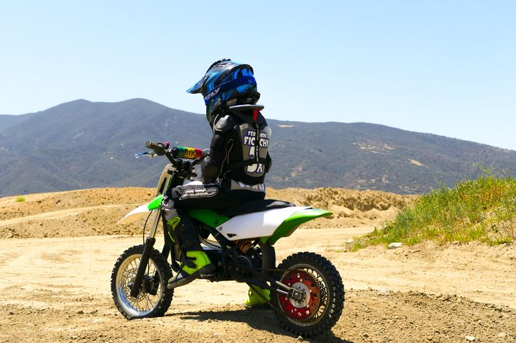 Home of the world's first competition spec electric motorcross bike for kids.