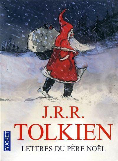 Lettres du Père-Noël de Tolkien