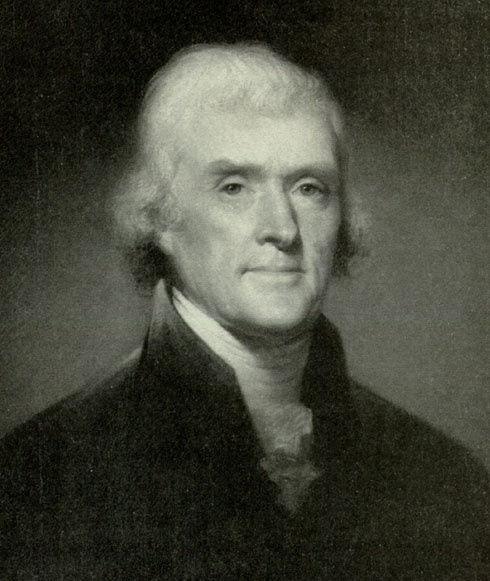 thomas jefferson and american history essay American history: a survey, volume 1-12th  we will write a custom essay sample on thomas jefferson specifically for you   thomas paine and thomas jefferson.