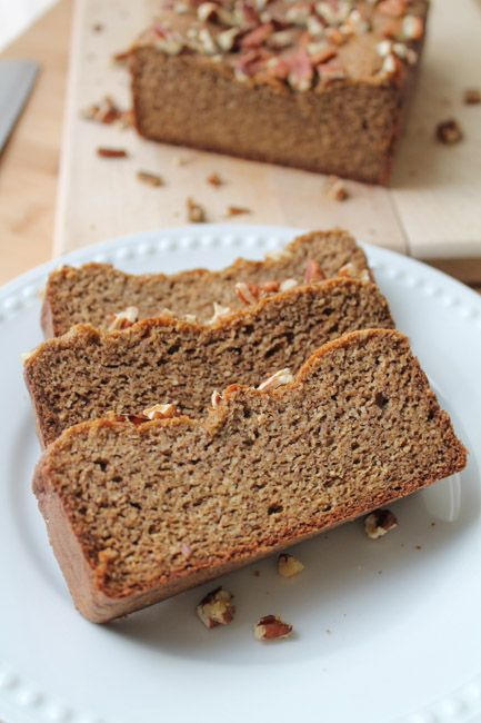 Sugar Free Gluten Free Banana Bread - The Honour System