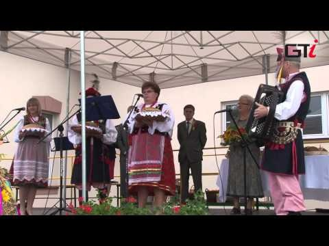 Dożynki parafialne w Giebułtowie 15.08.2012