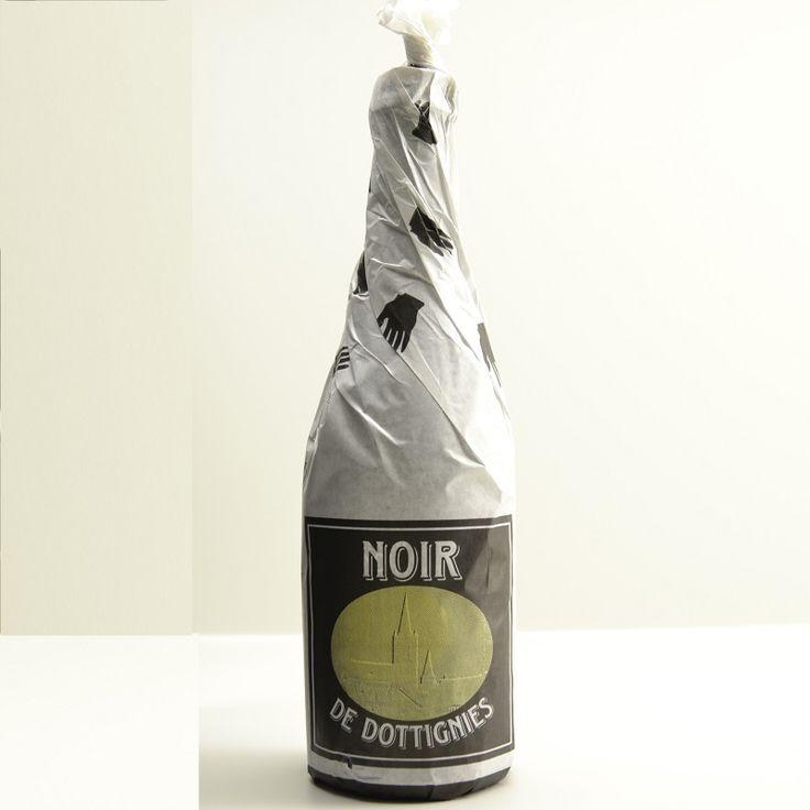 Brouwerij De Ranke - De Ranke Noir De Dottignies(Strong ale) 8,5% 75cl pullo