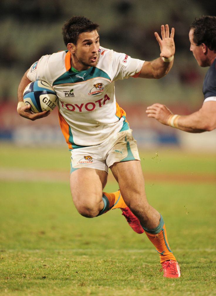 Robert Ebersohn Photo - Super Rugby Rd 14 - Cheetahs v Rebels