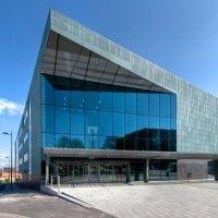 Helsinki Music Center by LPR-arkkitehdit Oy