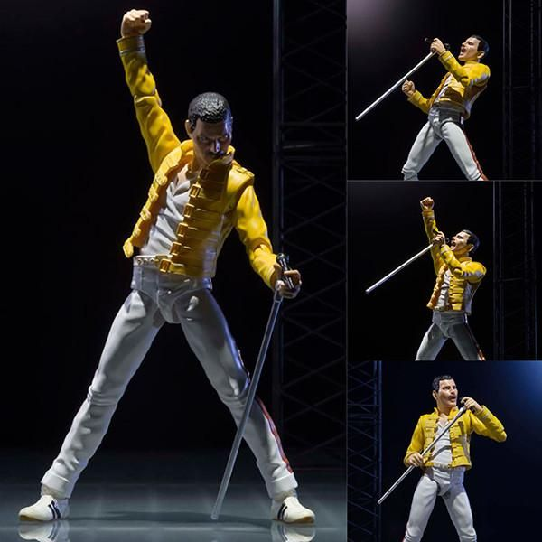 S.H.Figuarts Freddie Mercury Live at Wembley Stadium Action Figure [IN STOCK]  $75 AUD (FREE standard parcel post to anywhere in Australia) Now available in stock from: https://www.figurecentral.com.au/products/s-h-figuarts-freddie-mercury-live-at-wembley-stadium-action-figure-bandai-tamashii-in-stock?variant=17589224449  #shfiguarts #freddiemercury #bandai #figurecentral
