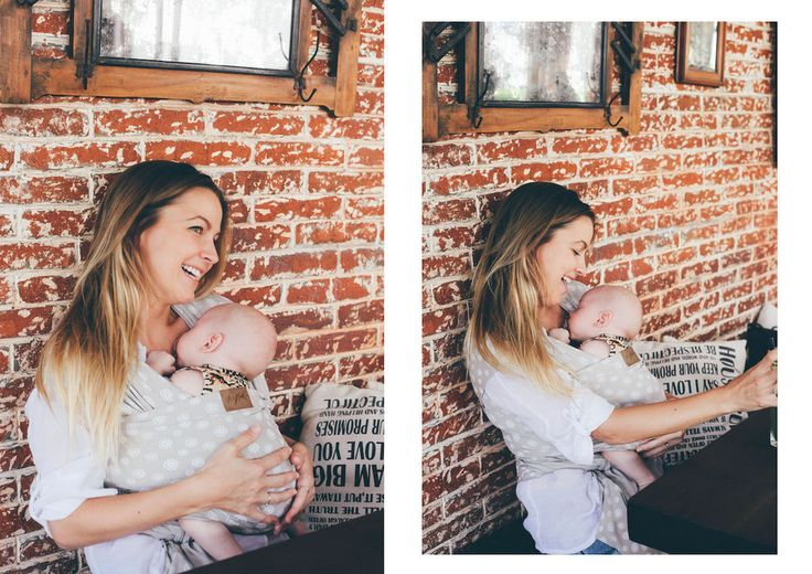 Cove Wrap - Chekoh Baby Carriers