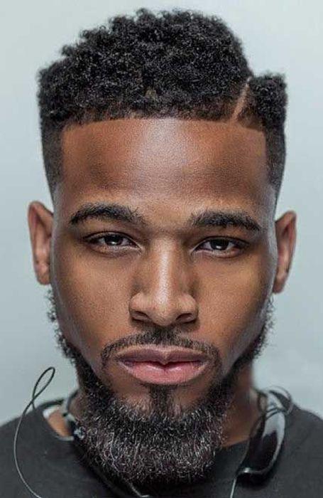 Corte de cabelo masculino com fade degradê para se inspirar