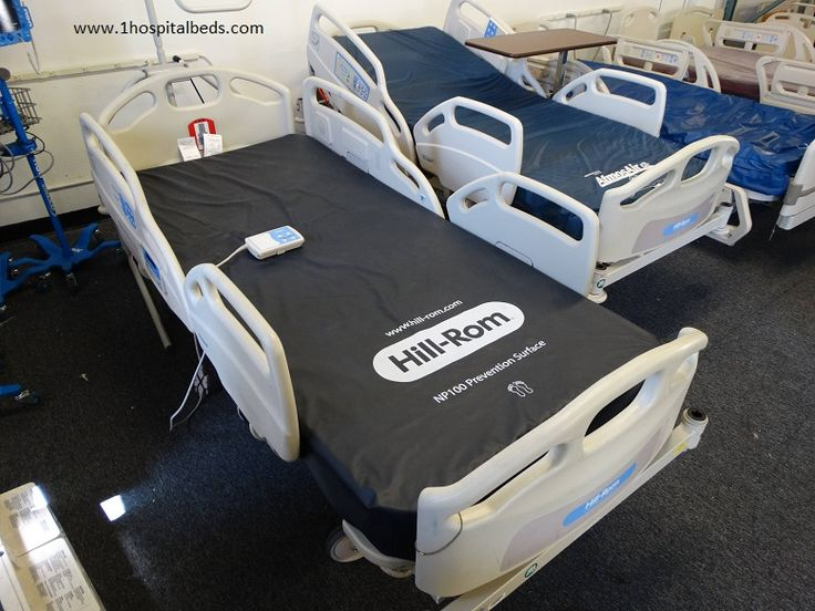 Hill Rom P3200 Versacare Hospital Bed | Refurbished Used Hospital ...