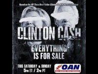 One America News Network is airing the explosive documentary film Clinton …