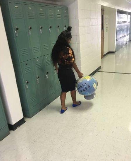 Bathroom Pass, Classroom Ideas And Classroom