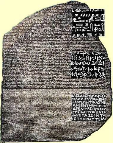 The Discovery and Importance of the Rosetta Stone
