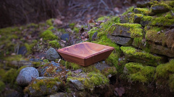 Wooden sink by Scandbros