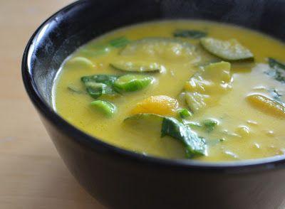 Kaleidoskop: Recept na polévku z dýně Hokaidó