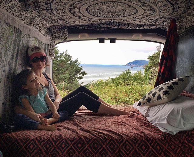 a peek inside the van project   alisaburke   Bloglovin'
