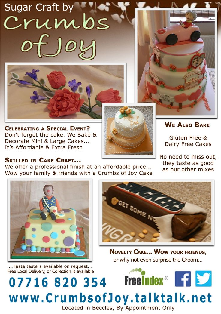 from learning to business <3 Cake art