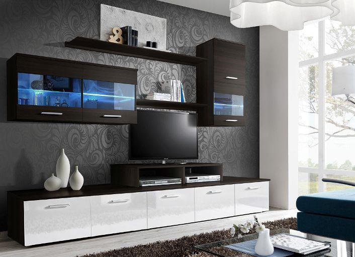 Goedkope Tv Meubel.Moderne Wandmeubels Modern Tv Wandmeubels Design Meubels