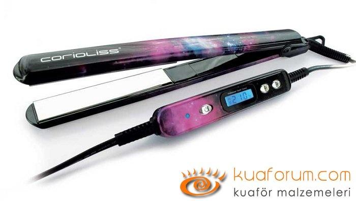 C2 Galaxy Limited Edition Corioliss Düzleştirici Saç Maşası