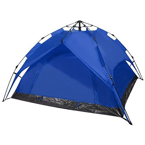 Pop Up Beach Tent 2 Person Camping Tent Sun Shelter for 4 Season Lightweight and Portable with Carry Bag Blue--49.99 Check more at https://www.uksportsoutdoors.com/product/pop-up-beach-tent-2-person-camping-tent-sun-shelter-for-4-season-lightweight-and-portable-with-carry-bag-blue/ #CampingTents101