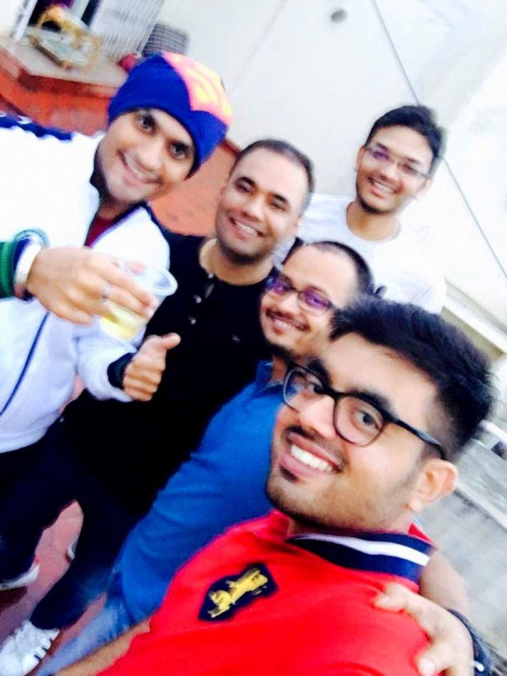 """SUPERMAN"" & his friend's ;)  #Birthday #Birthdaybash #Friends #Brotherhood #Bhaihood #Fun #Amazing #Time #WinningHearts #BestMoments #Bestpicofthday #Photography"